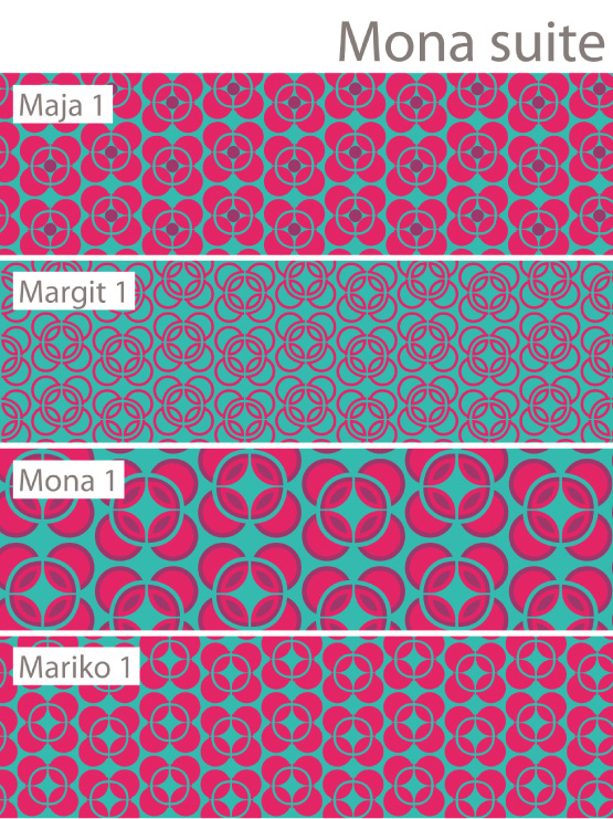 surface pattern, fabric pattern, licensed surface pattern designs